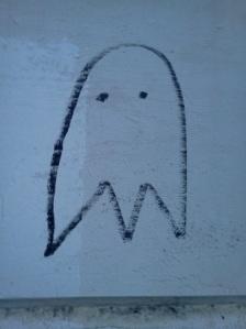 boo imma ghost