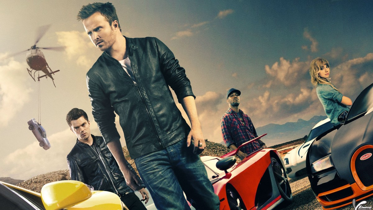 Why Would You Watch? – Need for Speed